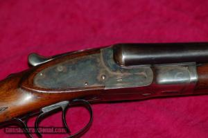 "20 gauge L.C. Smith Field, Double Barrel Shotgun, 30"" barrels, Ejectors"