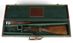 28 gauge Merkel Side-by-Side Double Barrel Shotgun