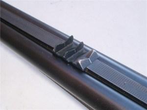 W.W. Greener Side-by-Side Double Rifle, .400/.360