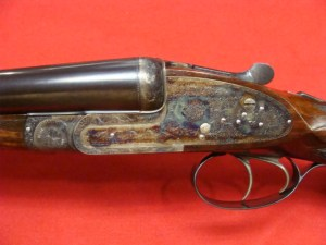 12 gauge Holland & Holland Royal Double Barrel, Side-by-Side