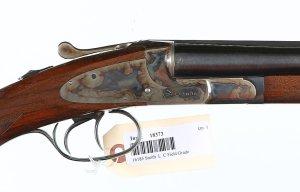 """L.C. Smith Field 20 gauge Side-by-Side Double Barrel Shotgun, 28"""" barrels"""