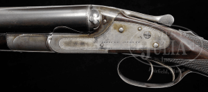 12 gauge Lefever Double Barrel Side-by-Side Shotgun, Special Order