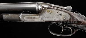 12 gauge Lefever Double Barrel Side-by-Side Shotgun, Special Order