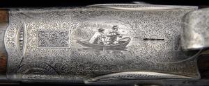 16 gauge Charles Daly Diamond Grade Double Barrels 16 gauge Shotgun