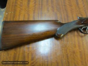 Minty A.H. Fox A-grade 20 gauge Double Barrel Side-by-Side Shotgun