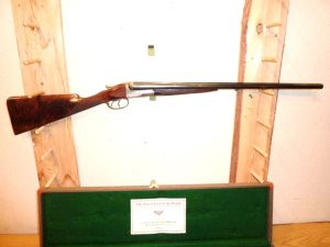 20 gauge A.H. Fox CE Grade Double Barrel SxS Shotgun
