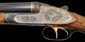 12 gauge Tula MC-11 Soviet made, Beesley action, Russian Purdey, double barrel shotgun