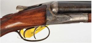 16 gauge Fox Sterlingworth Double Barrels Side-by-Side Shotgun