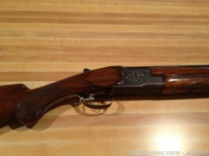 20 gauge B.C. Miroku / Charles Daly Double Barrel O/U Shotgun