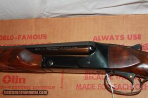 16 gauge Winchester Model 21 Double Barrel Shotgun
