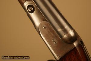 16 gauge Parker Double Barrel VH grade shotgun, O frame