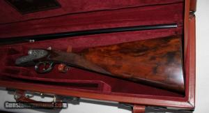 ".410 Piotti King 1 Double Barrel Shotgun, 28"" bbls"