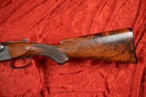 28 gauge Parker DH Double Barrel Side-by-Side Shotgun, #152943