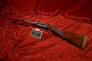20 gauge Winchester M21 Tournament Skeet Double Barrel Shotgun