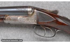A.H. Fox CE Grade 12 gauge Double Barrel Shotgun