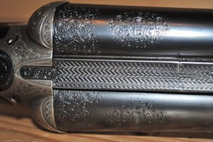 20 gauge Charles Daly Lindner-made, Diamond quality double barrel shotgun
