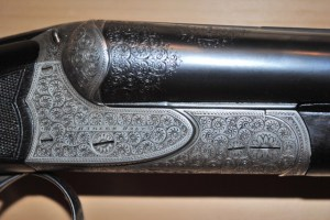 20 gauge Charles Daly Lindner-made, Diamond quality double barrel shotgun