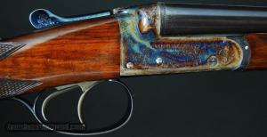 "E.J. CHURCHILL, SxS Boxlock, Double Barrel Shotgun .410 28"" F/F"