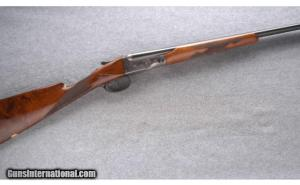 28 gauge Parker Reproduction Double Barrel Shotgun
