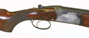 20 gauge BL-5 Beretta O/U Double Barrel Shotgun