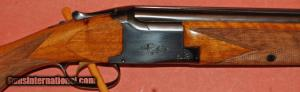 Belgian Browning 12ga Grade one Superposed. Over-Under Shotgun