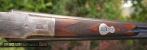 L.C. Smith No. 2 Double Barrel Side-by-Side 16 gauge shotgun