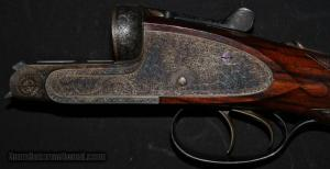 Outstanding Churchill PREMIER GRADE Pre War Game Gun Pinless Action