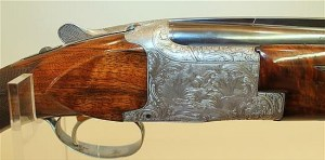 Browning Superposed Diana Grade over/under double barrel shotgun. 12 ga.