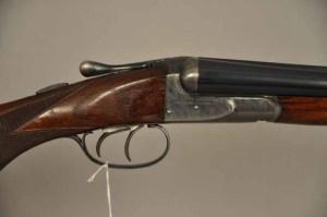 """20g Fox Sterlingworth Shotgun, 28"""" barrels, Ejectors"""