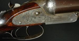 """""""LeFever"""" Ornately Engraved High Grade Gun, 10 & 12 gauge Set"""