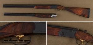 Beretta 686-Orvis Uplander, O/U, 20/28 GA Double Barrel Shotgun