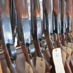Winchester M21s on Steve Barnett's table