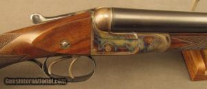 W.W. Greener FH25 Facile Princeps 28 Ga. Double Gun: