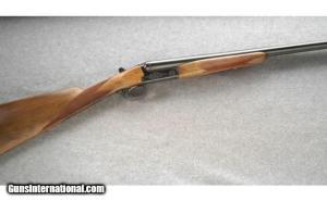 """20 gauge Browning BSS Sporter SxS, 28"""" barrels"""
