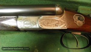 W. W. Greener FH25 in 28 gauge SxS Shotgun