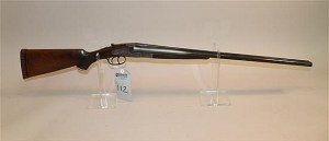 20 gauge LC Smith Hunter Arms Company Ideal Grade side by side double barrel shotgun