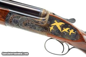 JAMES PURDEY & SONS BEST EXTRA FINISH O/U 20 GAUGE SHOTGUN