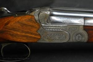 "MERKEL, .410 Over-Under Double Barrel Shotgun, 28"" bbls F/F"