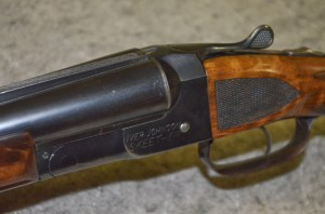 "Lot 74: Iver Johnson Mod. SKEETER 20ga. Double Barrel Shotgun w/28"" Barrels"