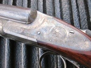 "L.C. Smith 16 gauge No. 2 with Ejectors & 28"" damascus barrels"