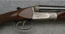 """10 gauge Neumann SxS Game Gun, 32"""" bbls"""