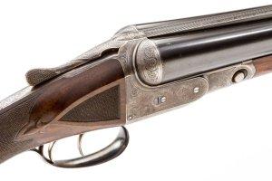 Parker 12g BHE Grade SxS Shotgun