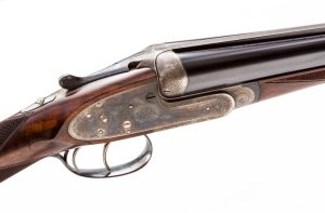 Best Quality James Purdey & Sons 12g SxS Sidelock Shotgun