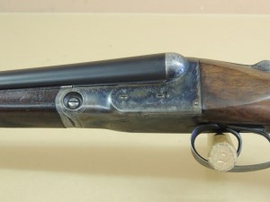 "PARKER GHE 20 GAUGE SIDE BY SIDE SHOTGUN WITH 30"" BARRELS"