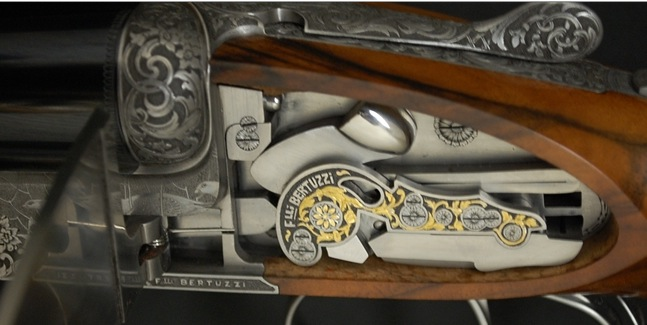 A super rare Beretta Sparviere O/U shotgun with a super cool trick... (4/4)