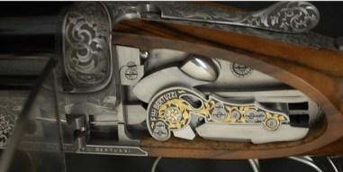 Flli. Bertuzzi Gullwing SxS, 20ga Double Barrel Shotgun @ Connecticut Shotgun