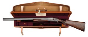 28 gauge Boss O/U Double Barrel Shotgun