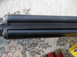 16 Ga Double Barrel A.H. Fox Sterlingworth Shotgun