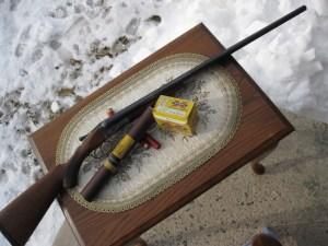 16 Ga Double Barrel A.H. Fox Sterlingworth Shotgun