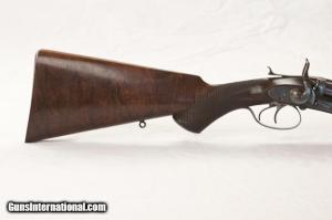 Thomas Horsley, York, .450BPE bar-in-wood double rifle